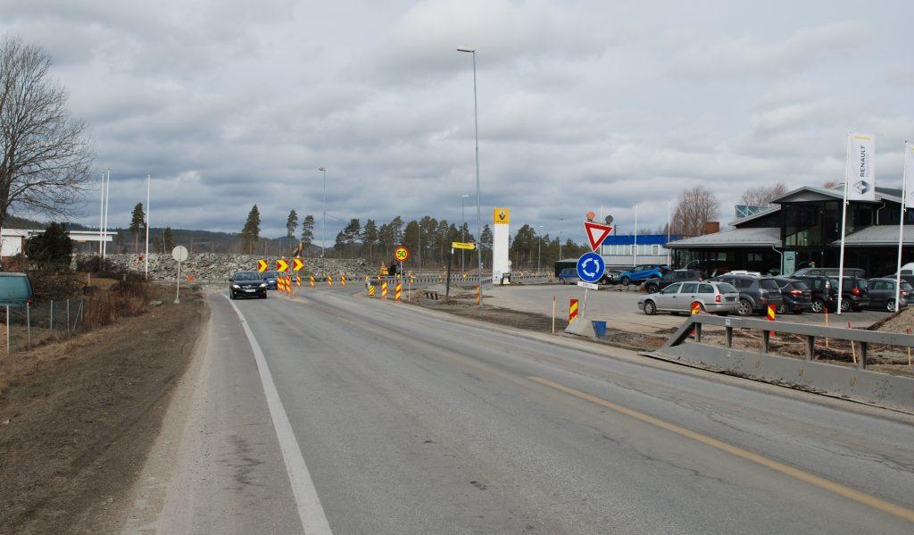 Mange berøres av E18-utbyggingen i Ørje.