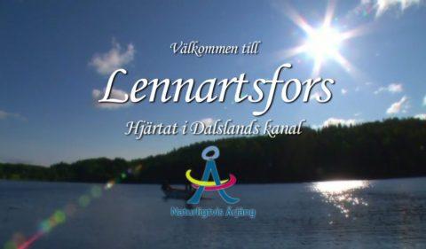 Lennartsfors – Hjärtat i Dalslands Kanal