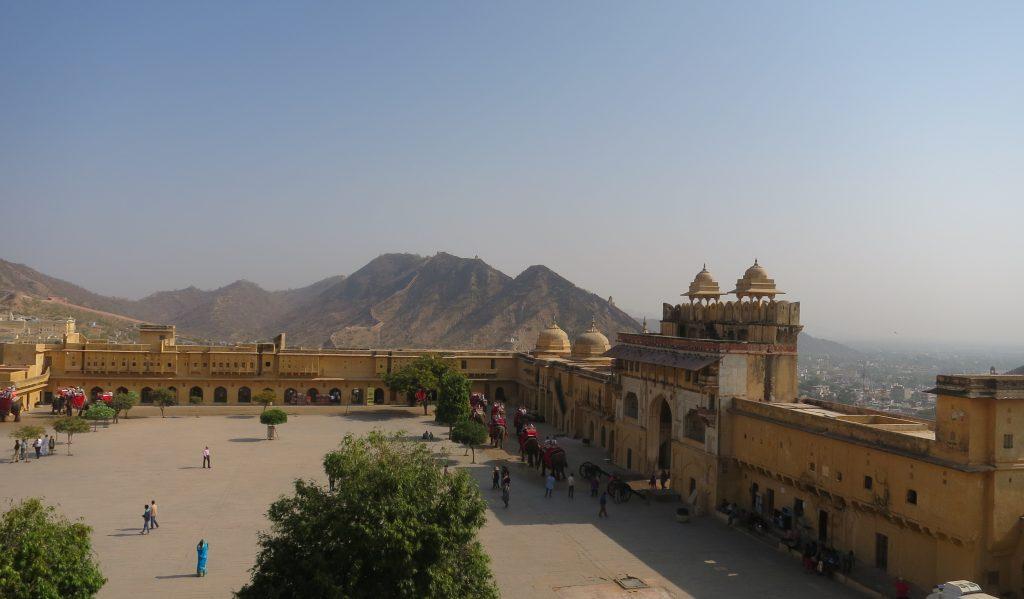 Amber Fort i India