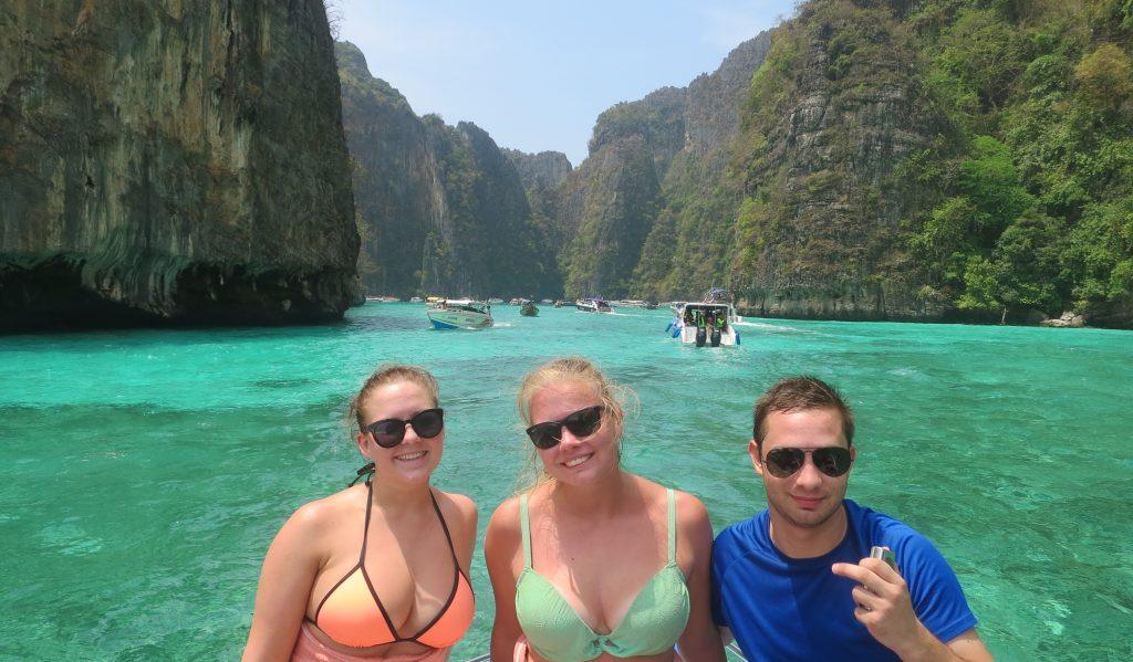 Krabi i Thailand går for å være et av de flotteste stedene på kloden.