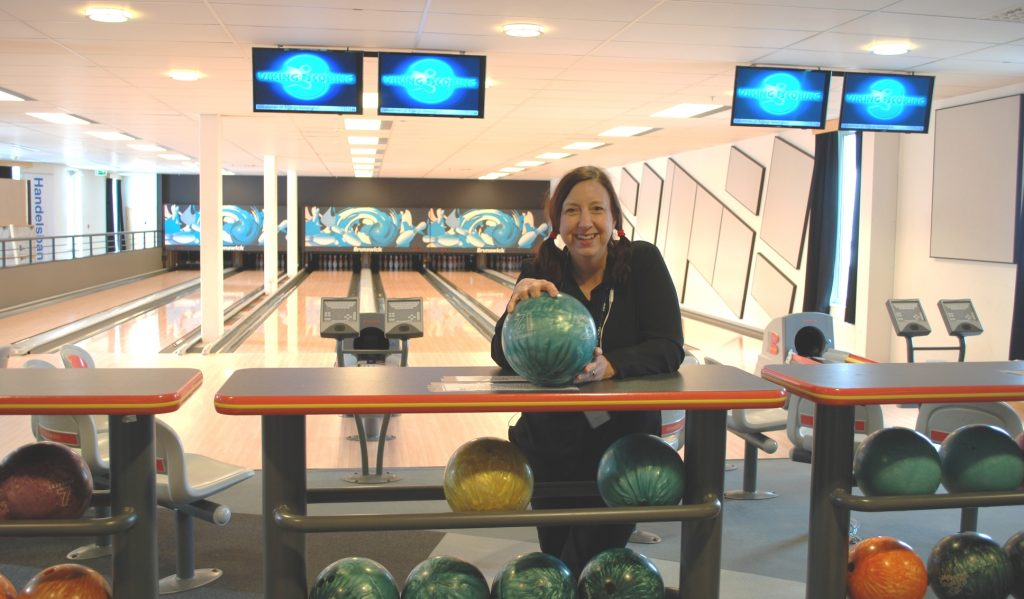 Velkommen til bowling i Årjäng