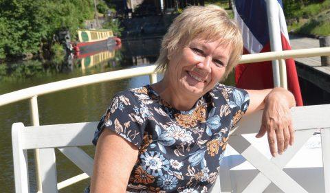 Møt ordfører Kjersti Nythe Nilsen til en uformell prat på biblioteket