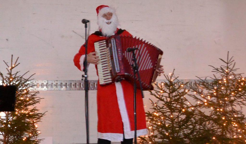 Nå har julen kommet til Ørje