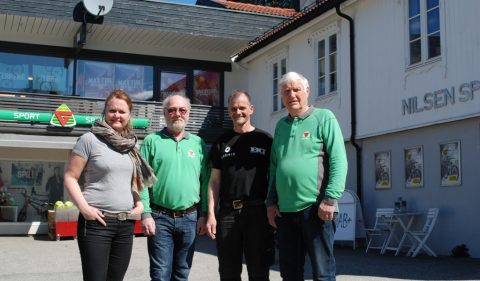 Nilsen Sport feirer 100 år