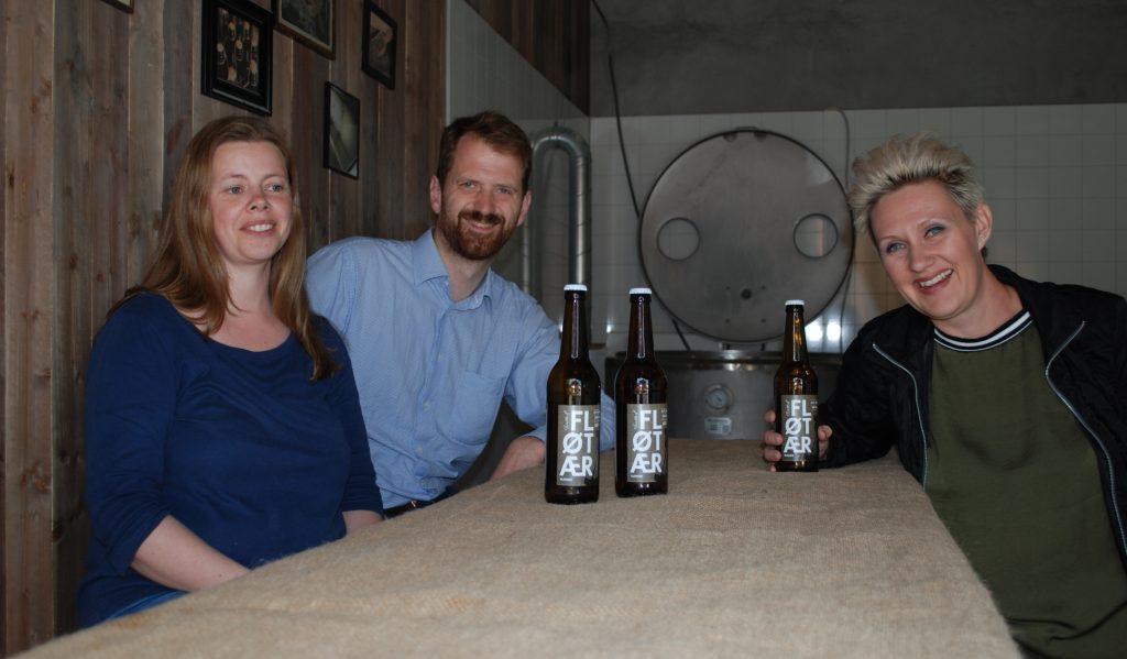 Premiere for lokalt Soot-øl