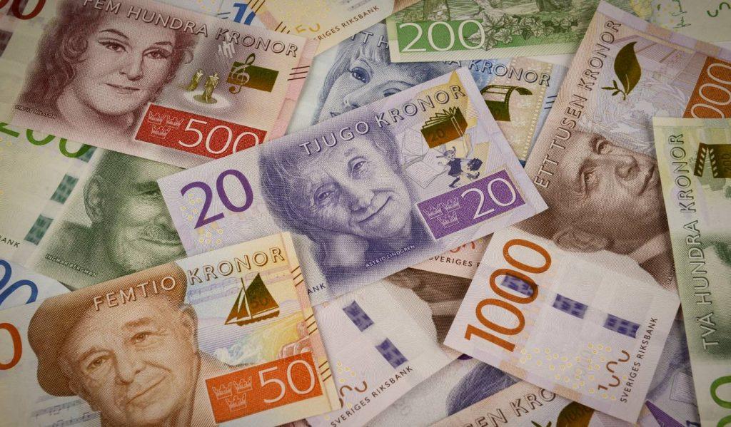 Sverige får nya sedlar