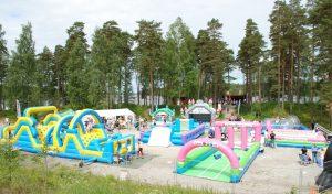 Flott barnefestival i Ørje