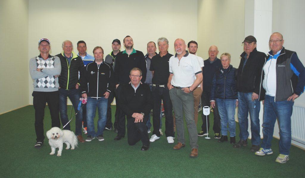 Golf hele året i Årjäng