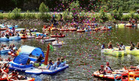 Gummibåtfestivalen tror på ny kjempesuksess