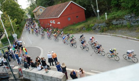 Sykkelfest i Ørje